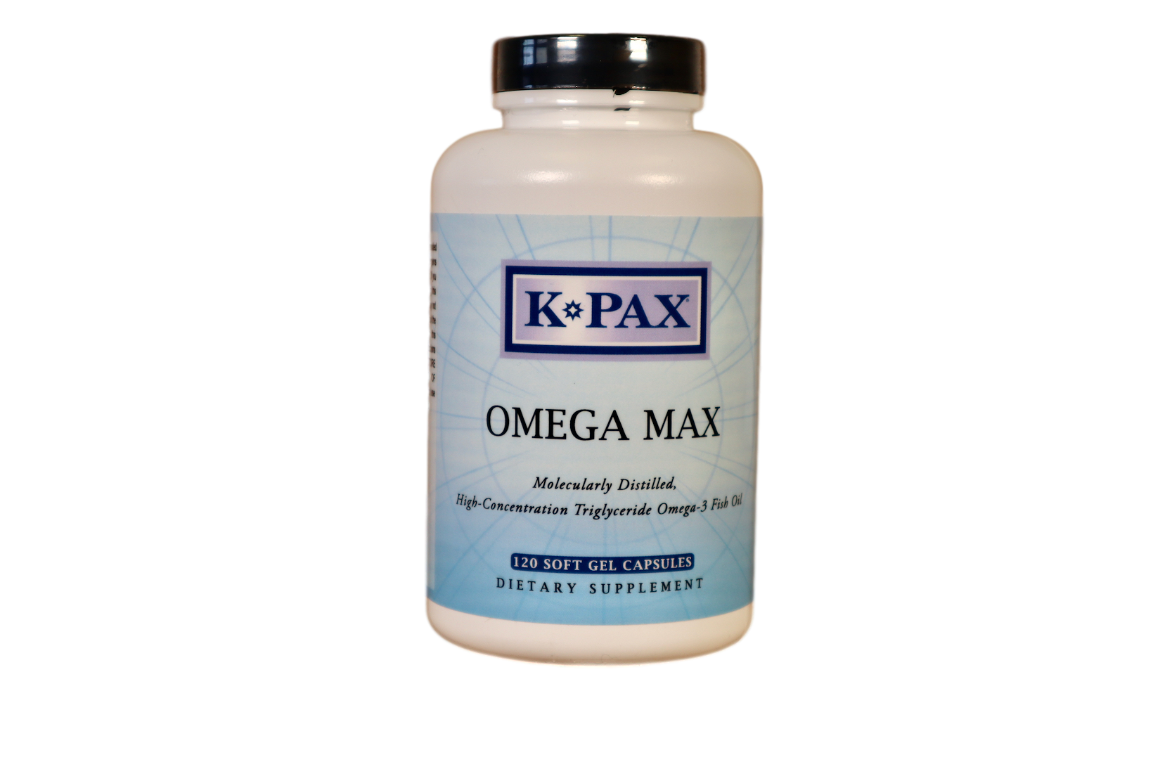 Omega Max Omega-3 Fish Oil 120/60 caps