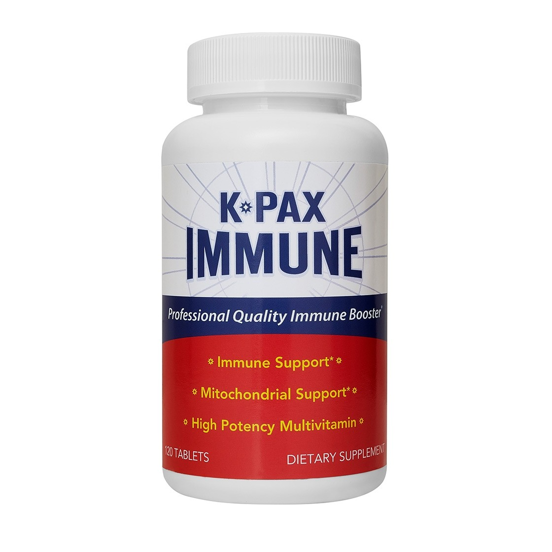 K-PAX Immune Support with Mitochondrial Nutrients
